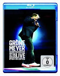 Cover Herbert Grönemeyer - Schiffsverkehr 2011 Tour - Live in Leipzig [DVD]